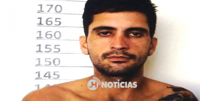 Assassino fugitivo matou e bebeu sangue de vítima