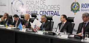 Brasil Central - Forum de Governadores